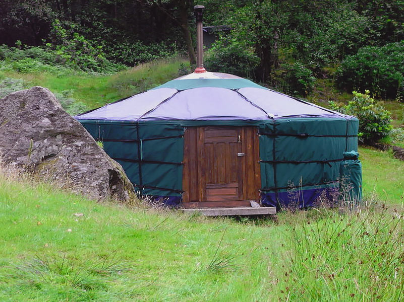 FULL CIRCLE - Glamping in The Lake District, Cumbria